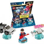 Back to the Future LEGO Pack