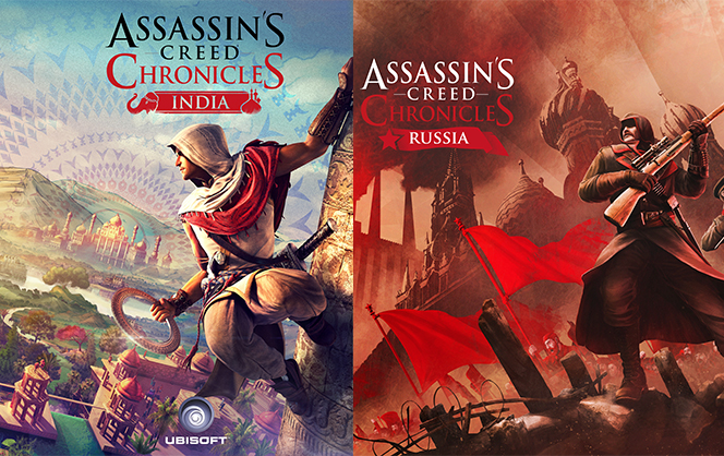 Assassin S Creed Chronicles India And Russia Get Early 2016