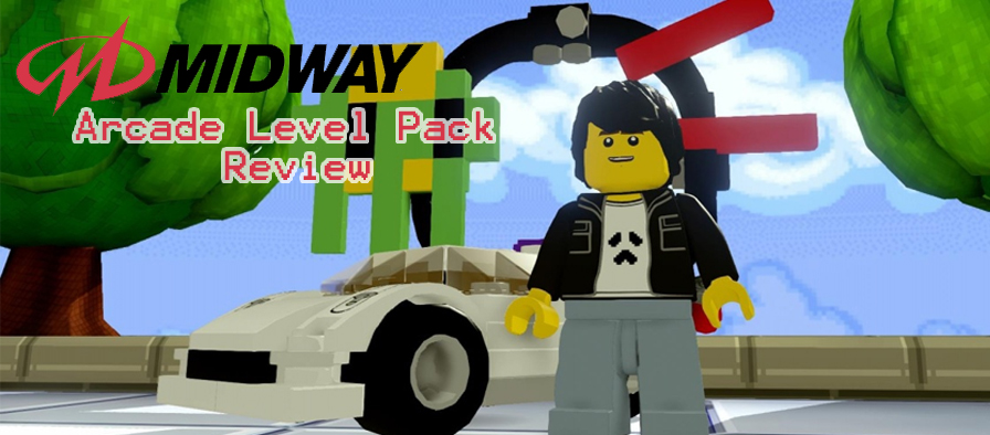 Midway Arcade Level Pack - LEGO Dimensions