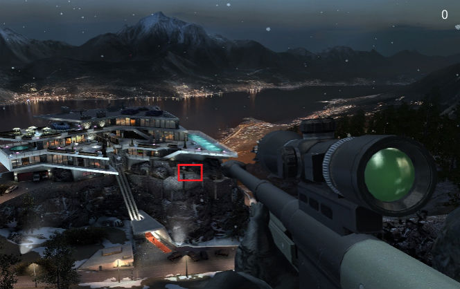 Things are about to get spooky in hitman sniper
