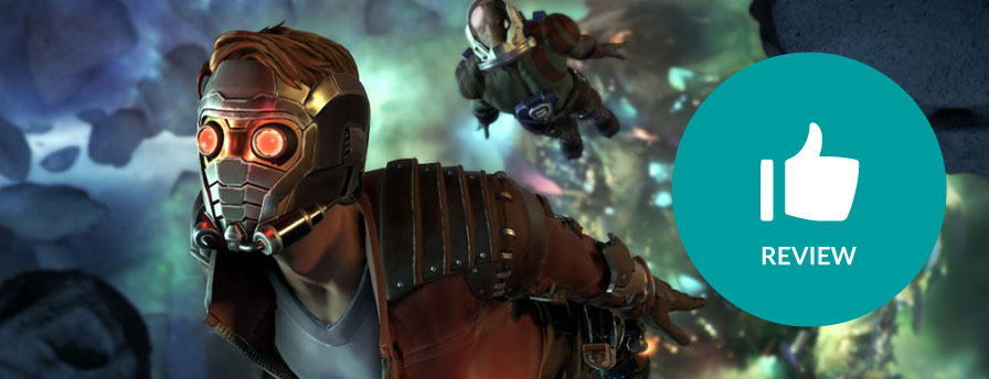 """Guardians of the Galaxy Episode 1 """"Tangled Up In Blue"""""""
