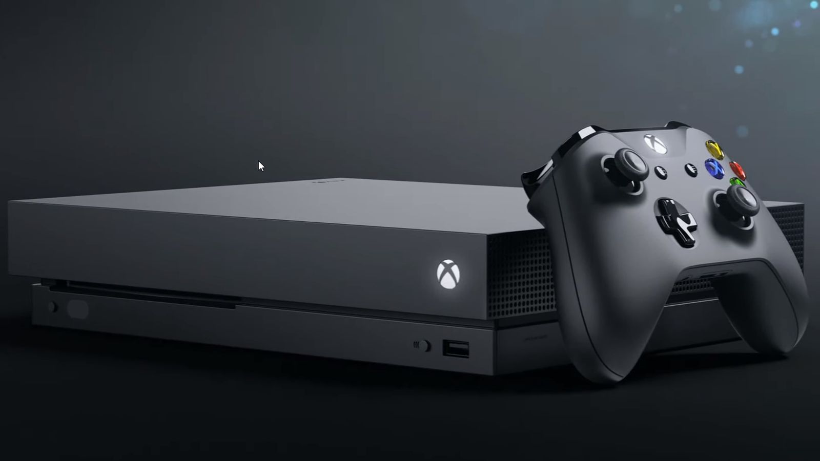 The worlds most powerful console is here meet the xbox for What is console