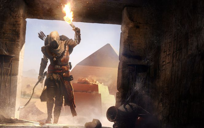 Fresh 18 Minutes Of Assassin S Creed Origins Gameplay Console