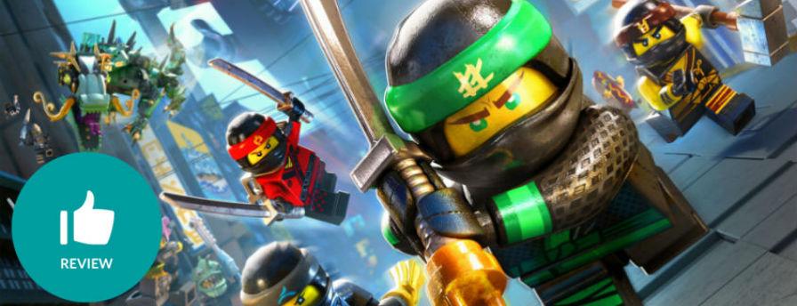 The LEGO Ninjago Video Game
