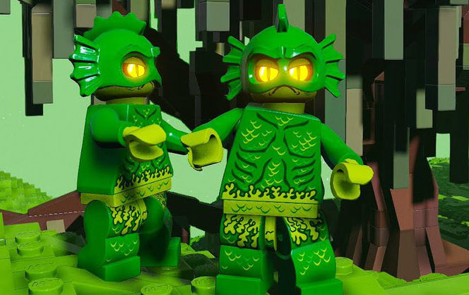 "The ""Monsters'' DLC Pack Is Now Available For LEGO Worlds"