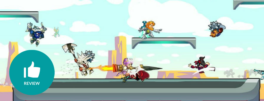 Review: Brawlhalla | Console Creatures