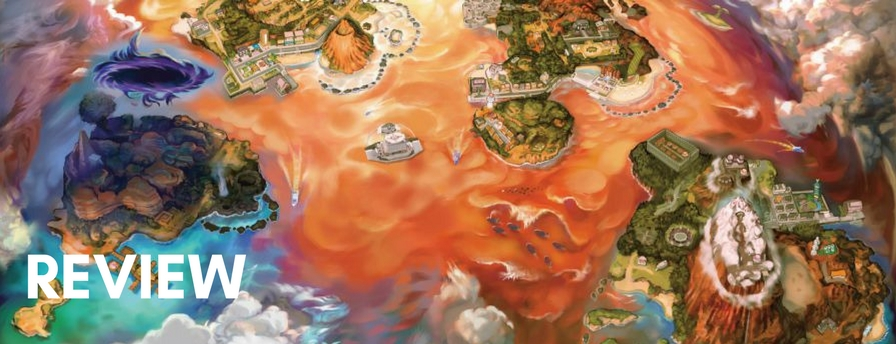 Review: Pokémon Ultra Sun And Pokémon Ultra Moon