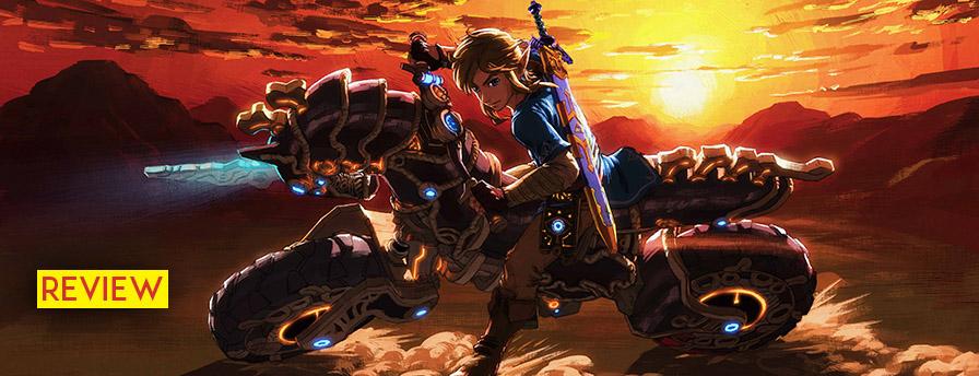 The Legend of Zelda: Breath of the Wild – The Champions Ballad