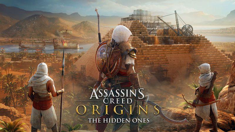 "Assassins Creed Origins ""The Hidden Ones"""