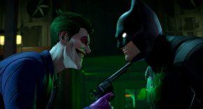 "Batman - The Enemy Within ""Same Stitch"""
