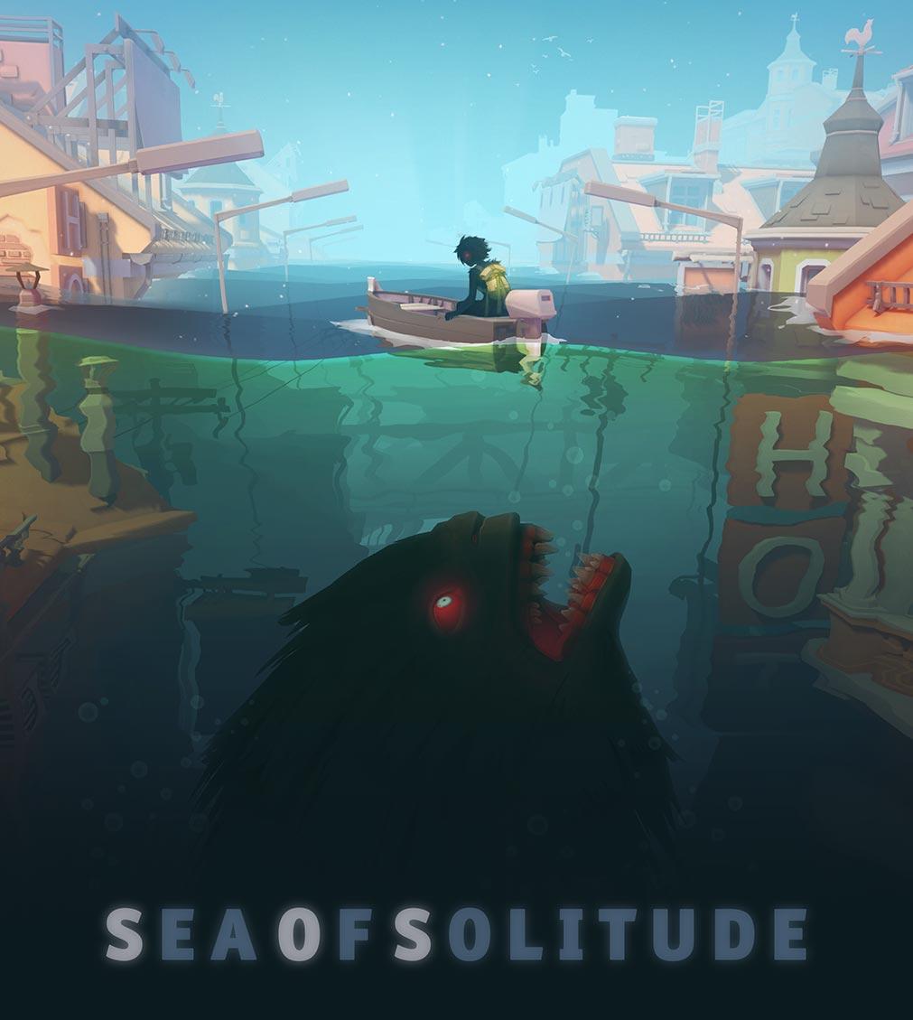 Sea of Solitude Key Art