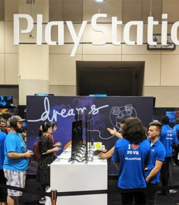 hands on with playstation canada at fan expo