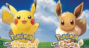 Pokémon Let's Go, Pikachu and Let's Go, Eevee
