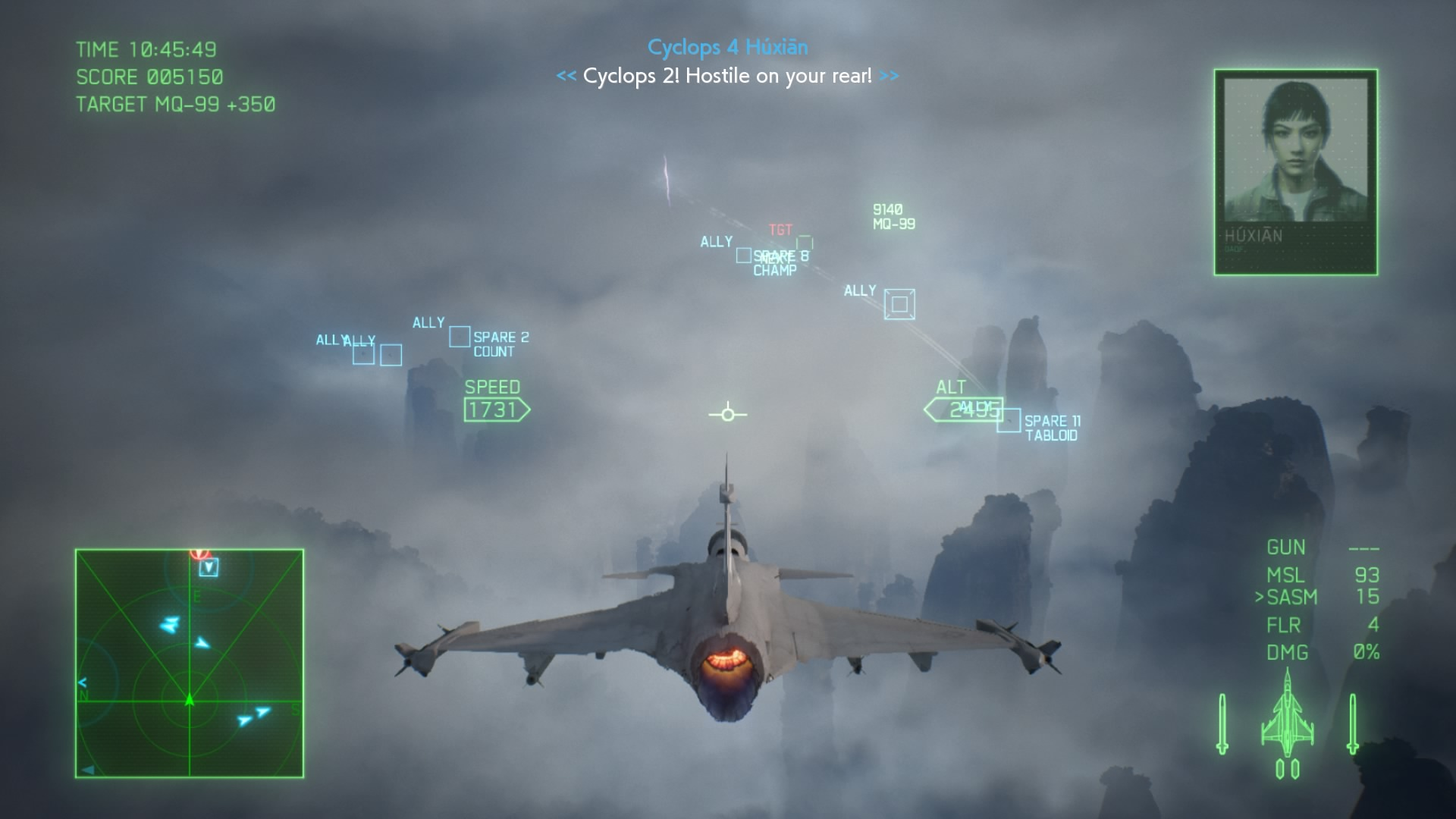 Review: Ace Combat 7: Skies Unknown | Console Creatures