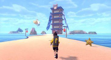 Pokémon Sword and Shield: The Isle of Armor