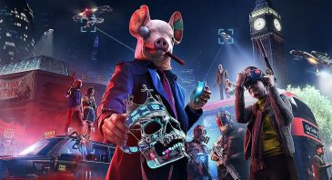Cover image for the game Watch Dogs: Legion