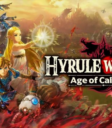 Hyrule Warriors Age Of Calamity Story Trailer Focuses On Characters Console Creatures