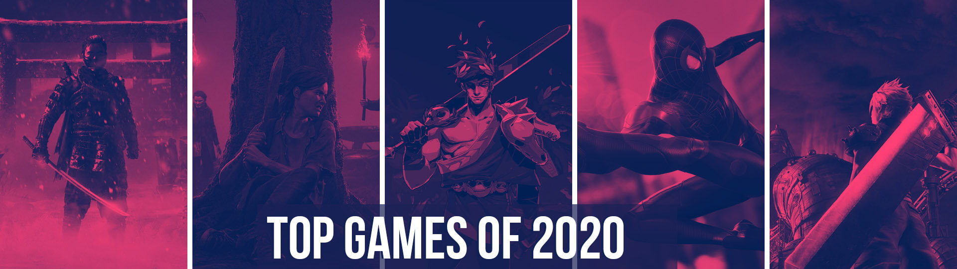 The Top Games of 2020