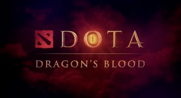 DOTA Dragon's Blood