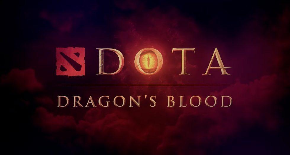 DOTA Dragon's Blood