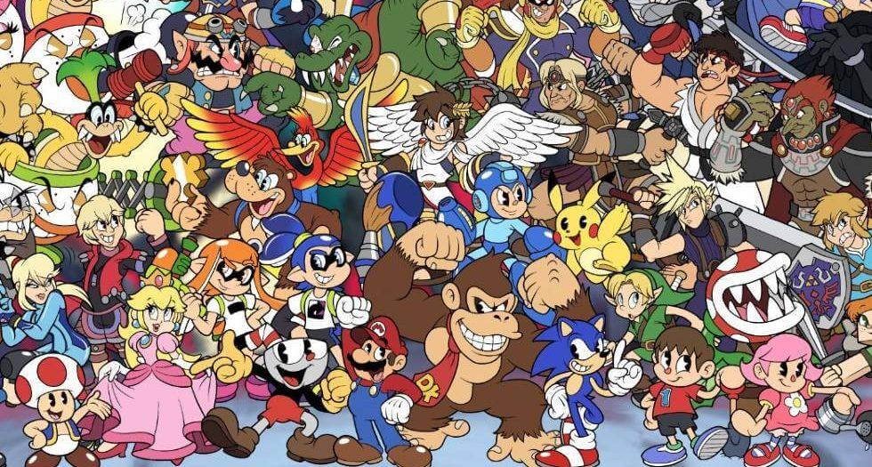 Super Smash Bros. Cuphead