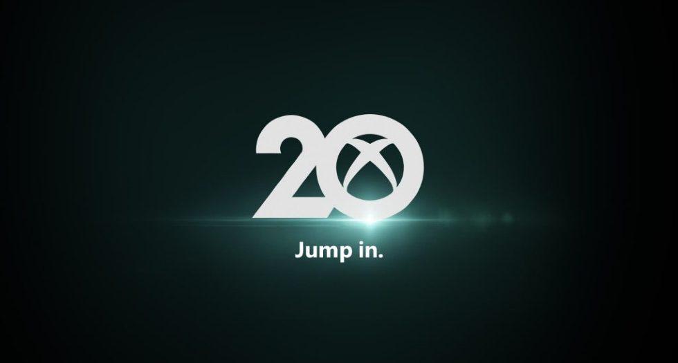 Xbox 20th Anniversary