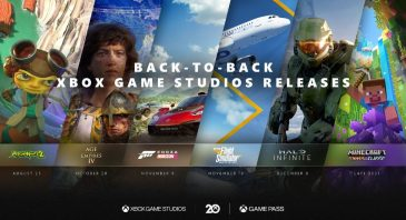 Xbox Game Pass Back-to-Back
